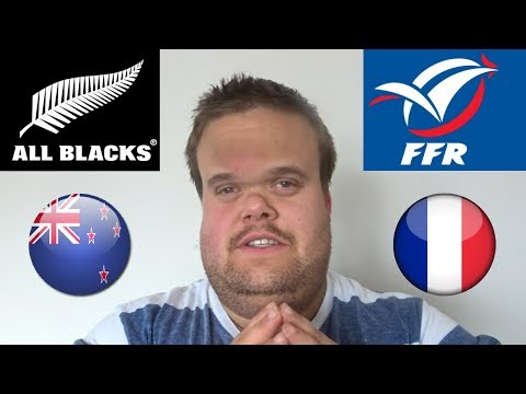 New Zealand vs France: Yellow Card? | June Tests 2018 Round 1