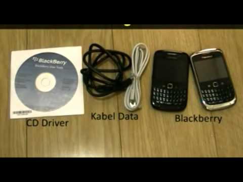 Mentransfer Data BB Lama ke BB Baru - Conex SolPrac