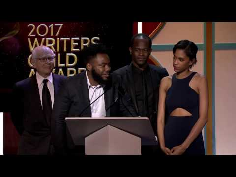 Newcomer Atlanta takes home the 2017 Writers Guild Award for Comedy Series