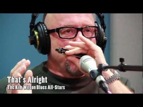 The Kim Wilson Blues All-Stars Live at KNKX Public Radio