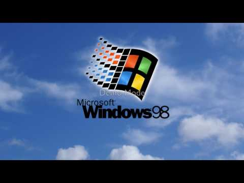 Microsoft Windows Startup & Shutdown sounds Garageband Remake