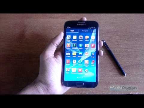 How to take Screenshot on Samsung Galaxy Note II