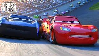 CARROS 3   Novos spots da animação Disney Pixar