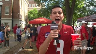 A Day In T-Town: Tailgating with the tide