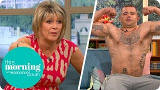 Is It Ever Appropriate for Men to Be Topless in Public? | This Morning