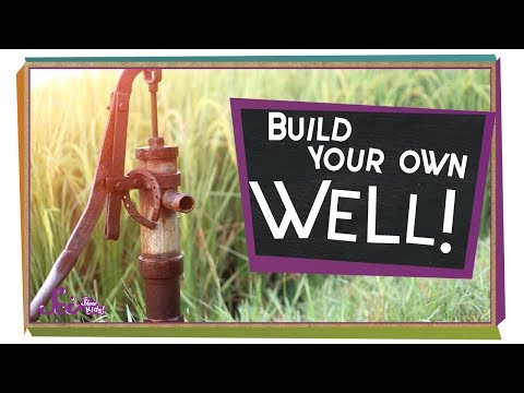 Make Your Own Well!   Science Project for Kids