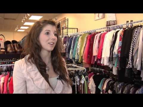 Clothes Mentor On The News! - Resale Stores Keep Your Closet And Wallet Happy