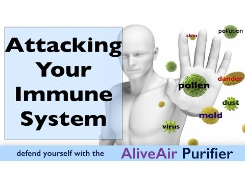 Alive Air Purifier for Immunity