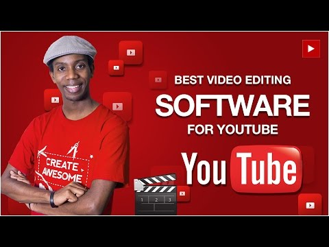 Best Video Editing Software for Mac and Windows PC 2016