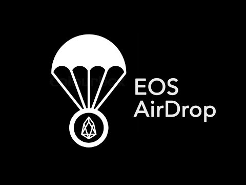Free EOS Airdrop List - How To Receive Free Airdrops