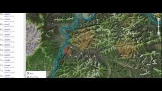 Use Google Earth To Find Gold! Gold Prospecting