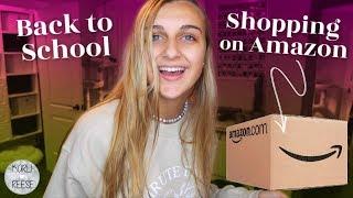 Download Back to School Clothes Shopping on Amazon with $150 Budget! Video