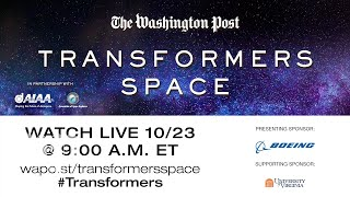 Transformers: Space, featuring Vice President Mike Pence