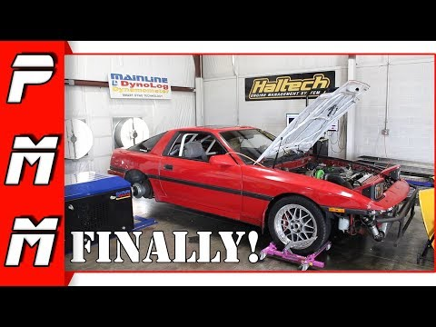 My amazing trip to Haltech USA! Drift Missile Build Finale?