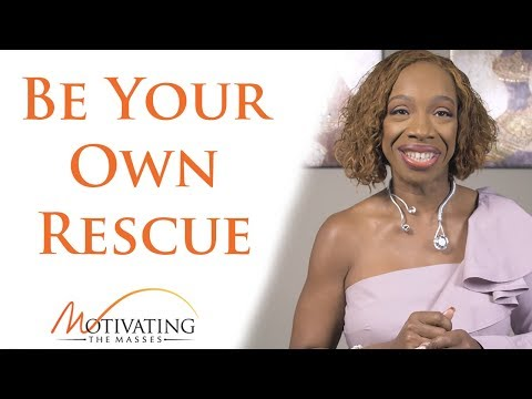 Lisa Nichols - How To Be Your Own Rescue