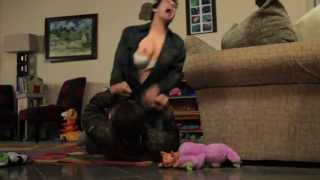 STAY AT HOME DAD - A short by John Skipp \u0026 Andrew Kasch