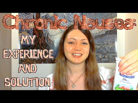Chronic Nausea | My Experience and Solution: ALifeLearned