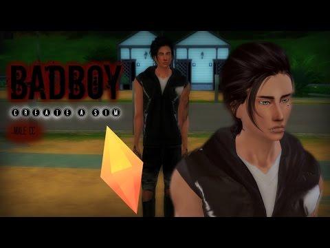 Bad Boy Create-A-Sim + costum content