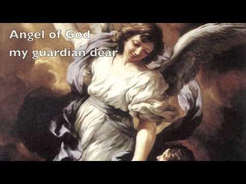 Angel of God My Guardian Dear