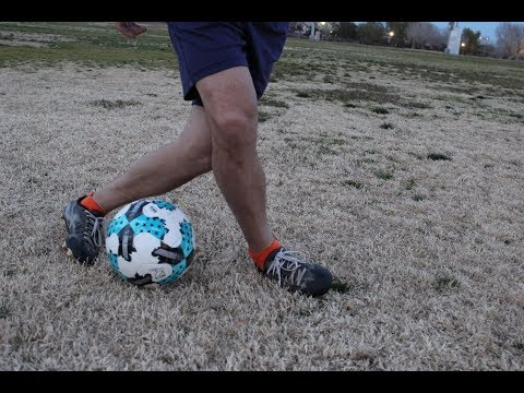 How To Do A Crossover in Soccer