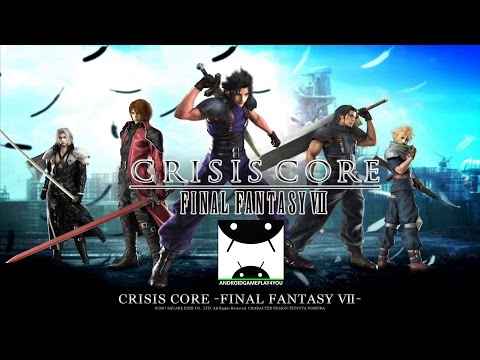 Crisis Core: Final Fantasy VII (PPSSPP Emulator) Android GamePlay
