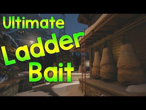 ULTIMATE LADDER BAIT - Rainbow Six Siege