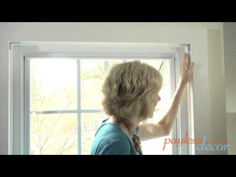 Installing Bamboo Shades is Easy - Tips from Rhoda Vickers and Payless Decor