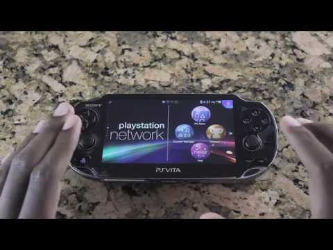 How to get PlayStation Vita Themes