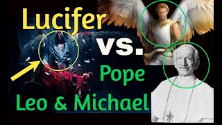 St. Michael Archangel & Story of Lucifer