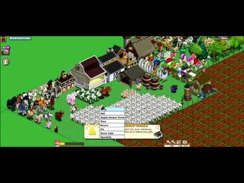 How to breed horses in Farmville