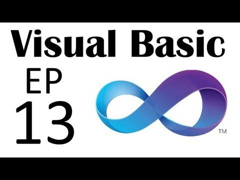 Visual Basic - The Basics - Part 13: Timers