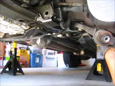 Honda Pilot Lower Control Arm Replacement