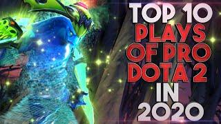 TOP 10 Plays of 2020 – Dota 2