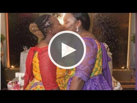Photos Of 2 Ghanaian Lesbian Partner Getting Married In Holland Has Gone Viral|NVS News