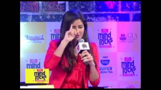 Katrina Kaif Talks Working With Salman In