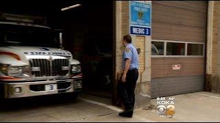 Paramedic Hailed Hero For Saving Officer