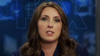 RNC chairwoman: DNC infighting is very harmful for Democrats