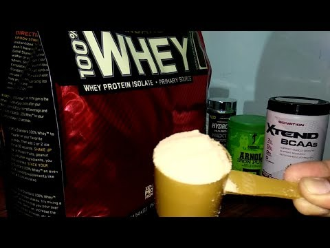 How to use whey protein !