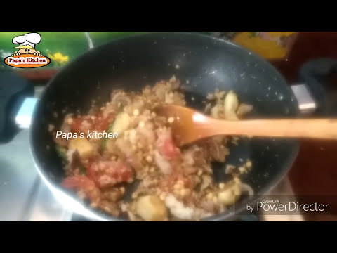 VEGETABLE GRAVY IN TAMIL, GRAVY FOR CHAPATHI, PAROTTA, Chapathi Gravy in Tamil