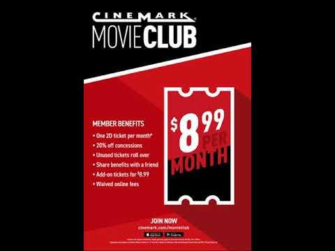 Cinemark Movie Club vs. AMC Stubs vs. Moviepass: How do they compare? | Sleepless with Steve