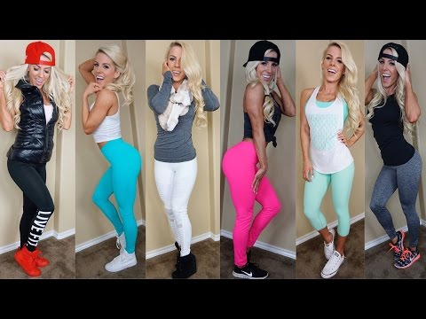 CUTE GYM CLOTHES: Where to buy them and how much they cost