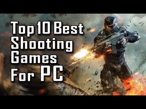 Top 10 Best Free Gun Shooting Games for PC Windows