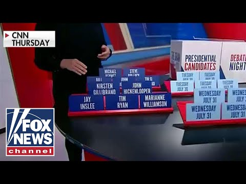 Xxx Mp4 39 The Five 39 Reacts To CNN Turning Dem Debate Draw Into Game Show 3gp Sex