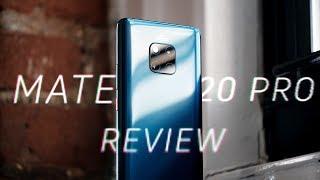 Huawei Mate 20 Pro review: Positive optics