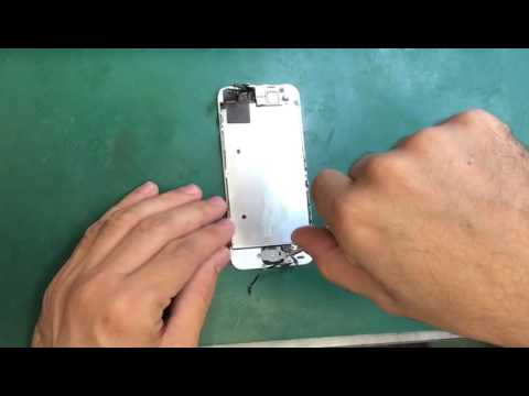 How to open a stripped screw on iPhone.