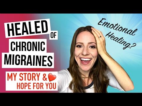 Healed of Chronic Migraine Headaches!
