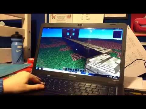 Minecraft - Motte and Bailey castle main building