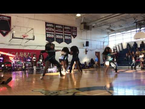 Royal showdown high school battle 1st round medium and fast