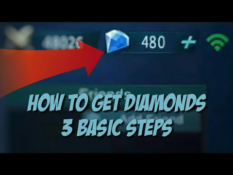 How to Get FREE DIAMOND! 100% Working Just in 3 Steps! - Mobile legends