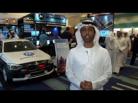 Motorola Solutions at Critical Communications Middle East 2014